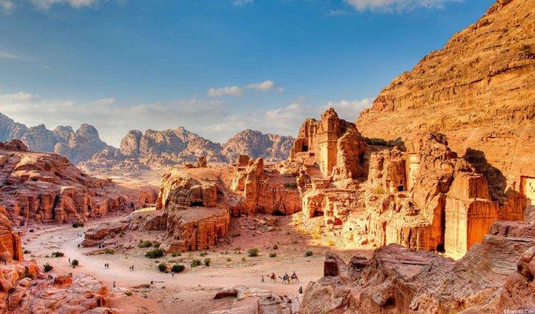 منطقة سياحية بالاردن