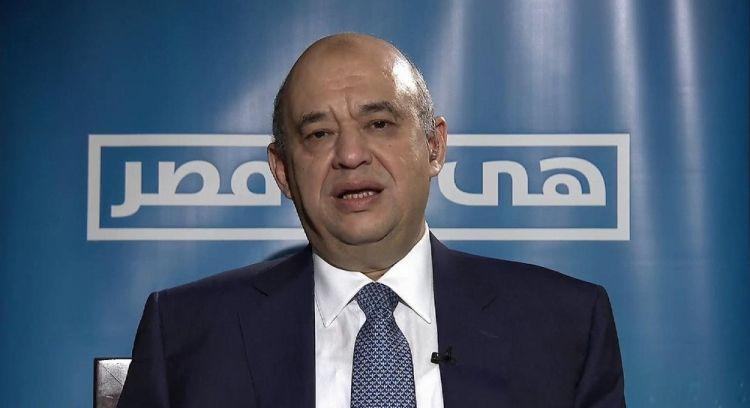 وزير السياحة المصري يحيى راشد