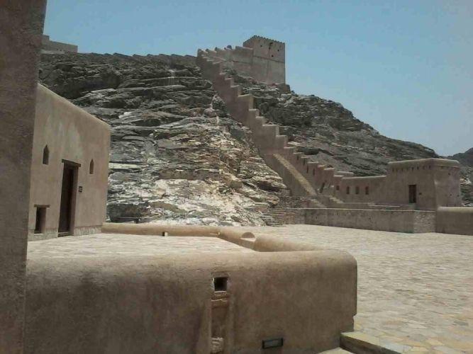 البيوت الأثرية العمانية
