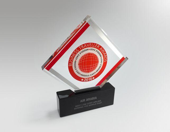 جائزة العربية للطيران افضل شركة طيران اقتصادي في الشرق الأوسط