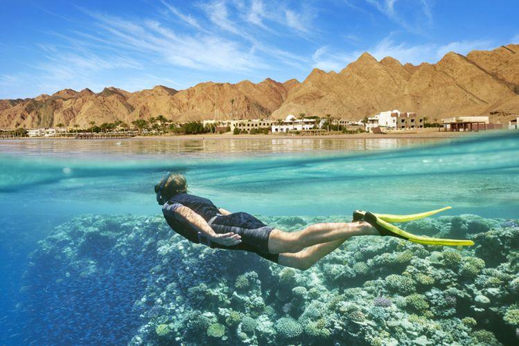 الغوص في مصر