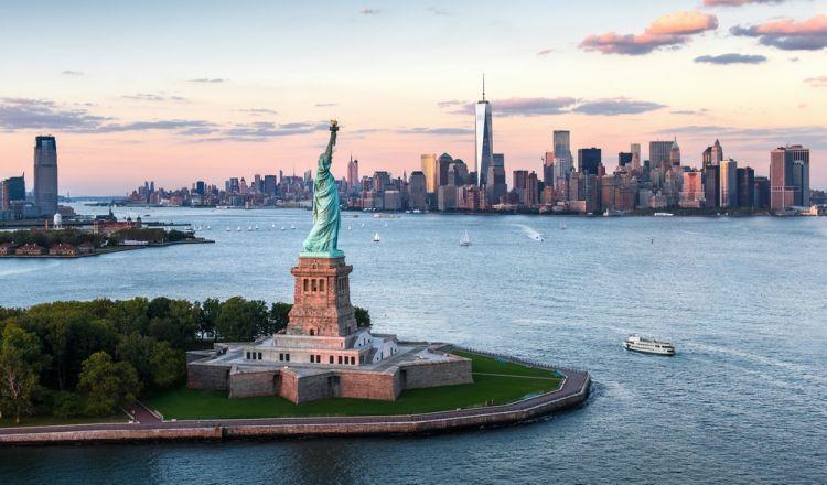 تمثال الحرية في الولايات المتحدة الأمريكية