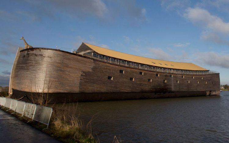 سفينة نوح الجديدة تتجه إلى ريو دي جانيرو