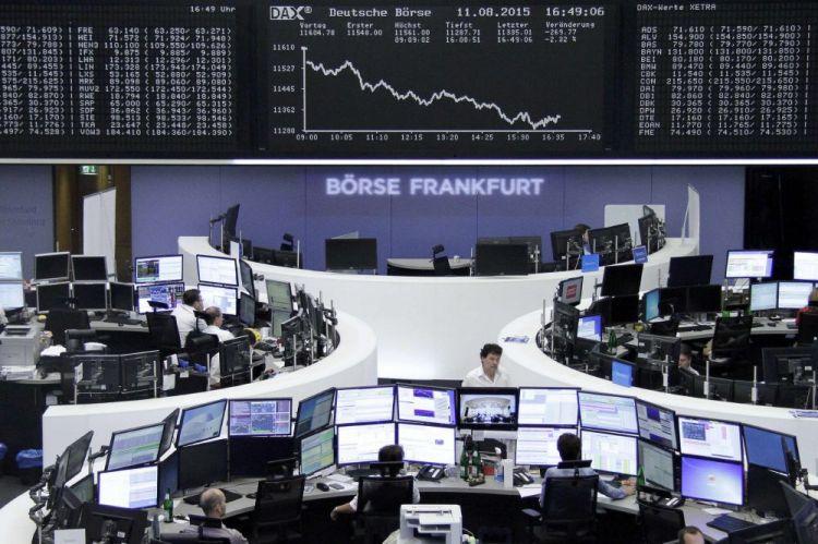 الاسهم الاوروبية