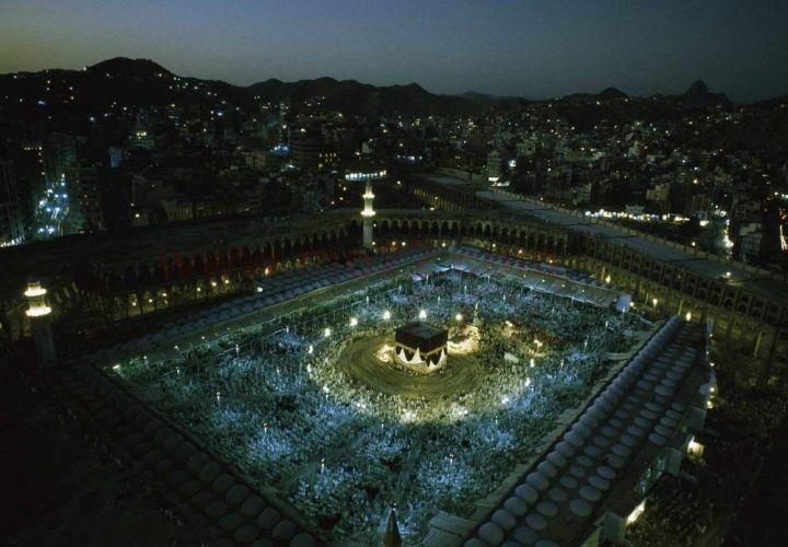 السياحة الدينية بالسعودية