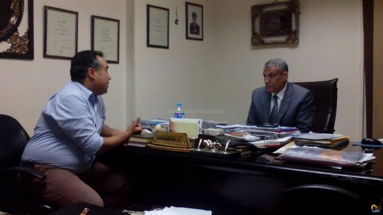 اللواء أحمد حمدي نائب رئيس هيئة تنشيط السياحة