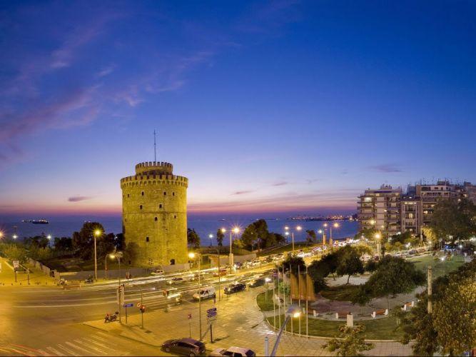 تسالونيكي في اليونان