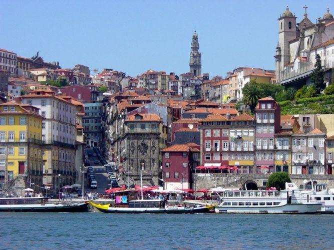 مدينة فهي بورتو في البرتغال