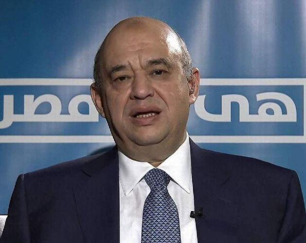 يحيى راشد وزير السياحة المصري