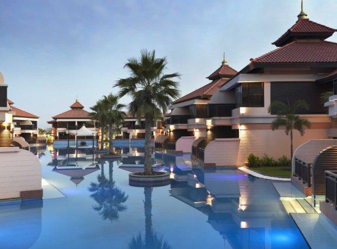 Anantara  Lagoon Villas View