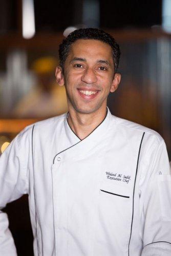 Chef Waleed Al Sadik
