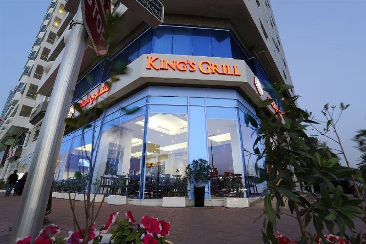 King's Grill Ramada Beach Hotel Ajman