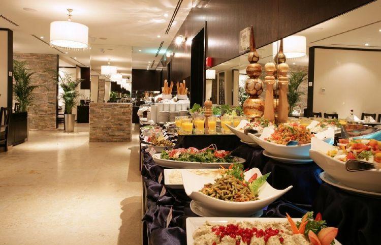 Orchid Restaurant, Ramada Hotel & Suites Ajman