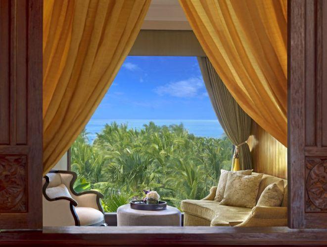 Panoramic views from Grande Astor Suite Master Bedroom