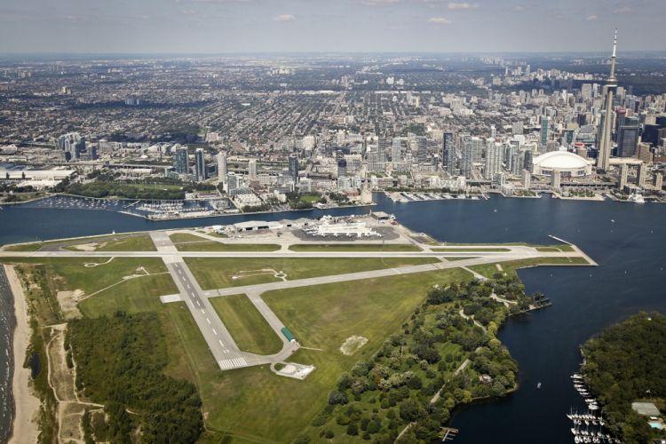 مطار بيلى بيشوب تورنتو سيتى