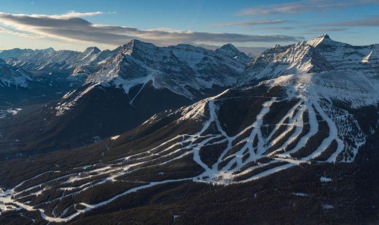 مناطق للتزلج
