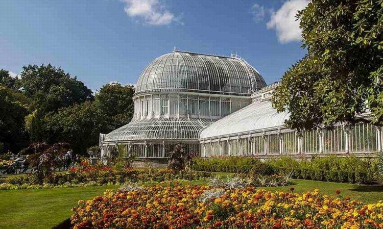 حدائق بلفاست النباتية