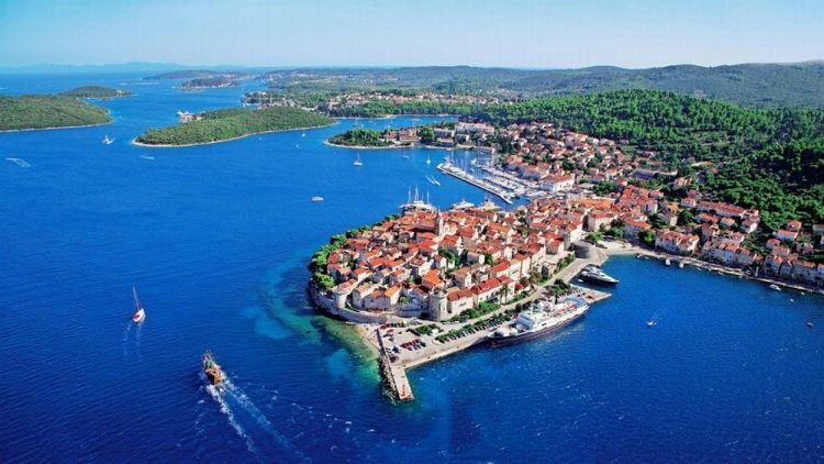 شمال دالماسيا في كرواتيا