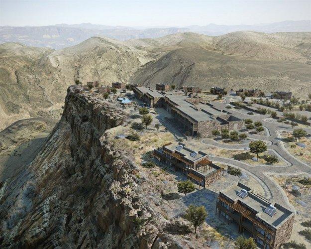 فندق Alila الجبل الأخضر