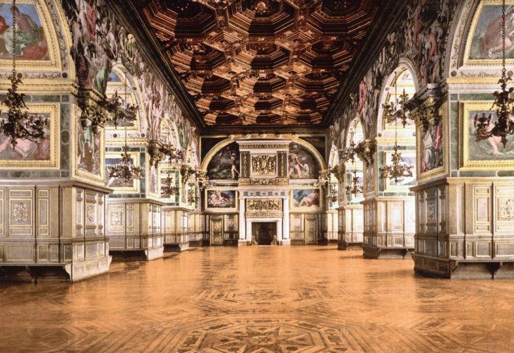 قصر شاتو دو برانجين