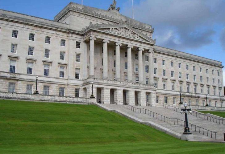 مباني البرلمان بالمدينة