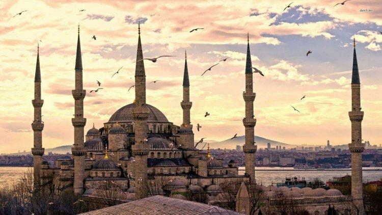 مسجد السلطان احمد أو الجامع الأزرق