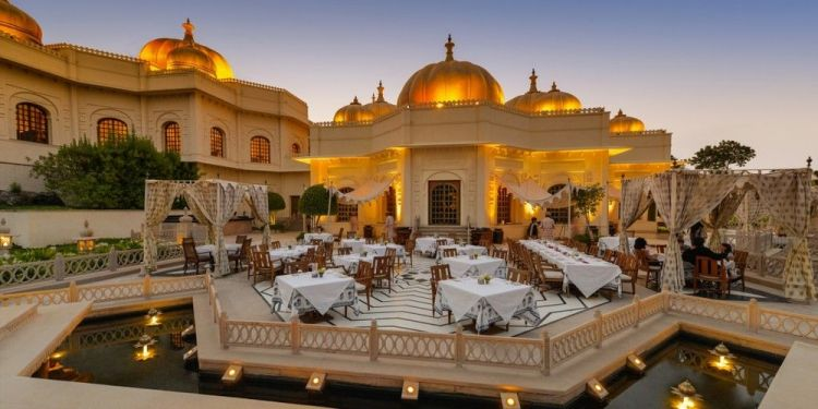 فندق Udaivilas أبروي