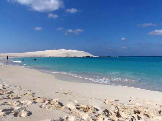 شاطئ الأُبيِّض