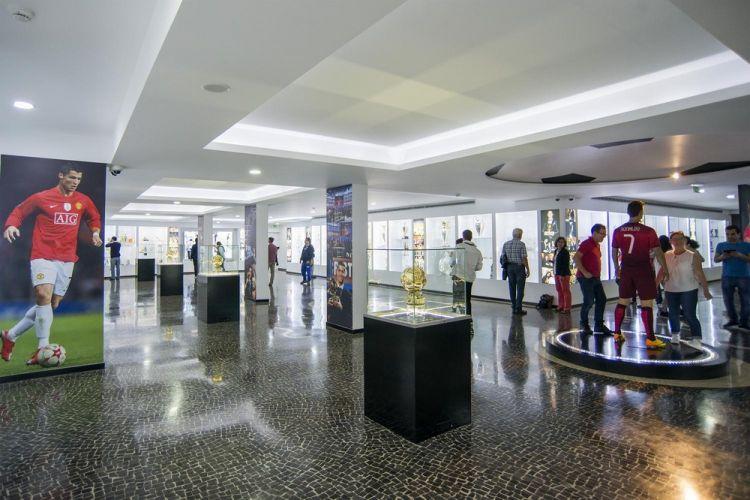 متحف كريستيانو رونالدو في البرتغال