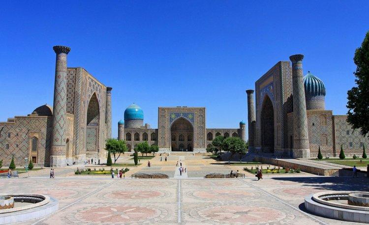 سمرقند، أوزبكستان