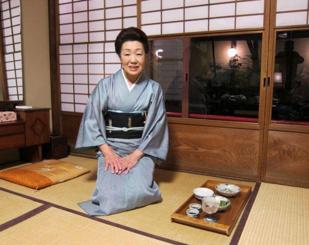 نزل ياباني تقليدي