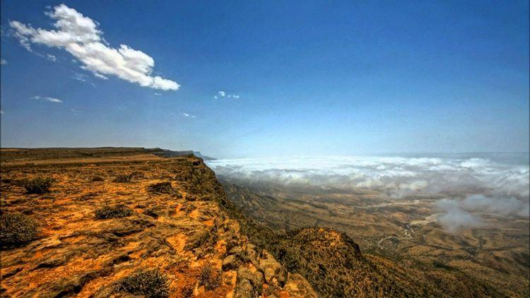 جبل سمحان
