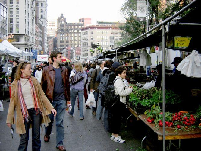 سوق بروكلين في نيويورك
