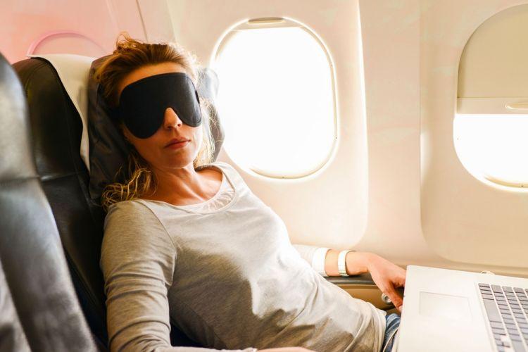 أشياء مجانية في الطائرة