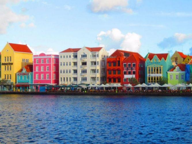 عاصمة جزيرة كوراساو