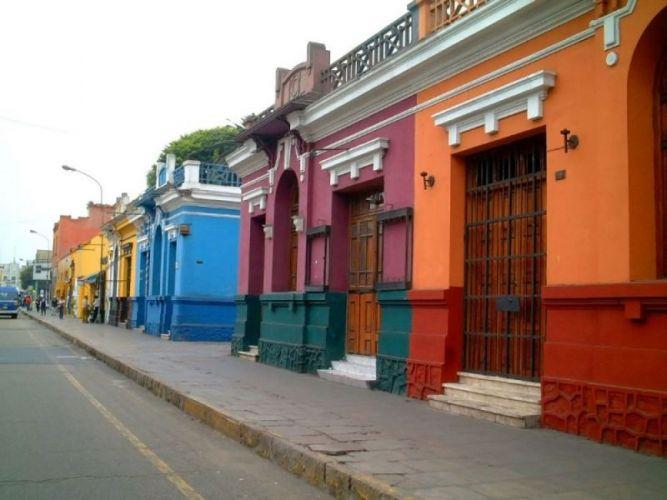 بارانكو فى البيرو