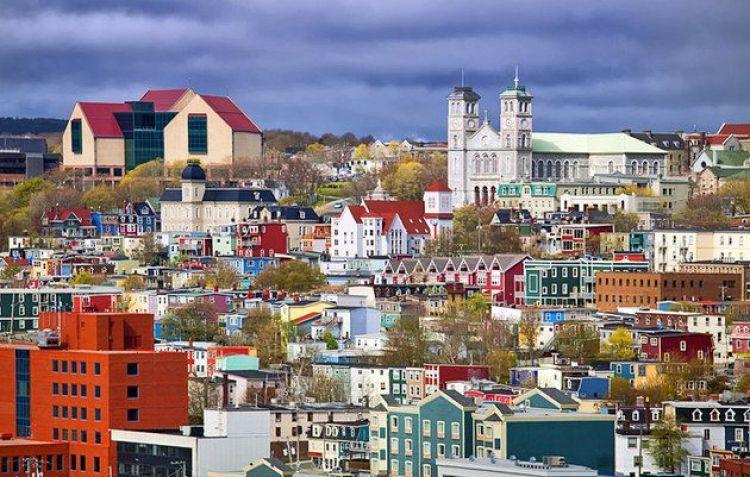 Newfoundland في كندا