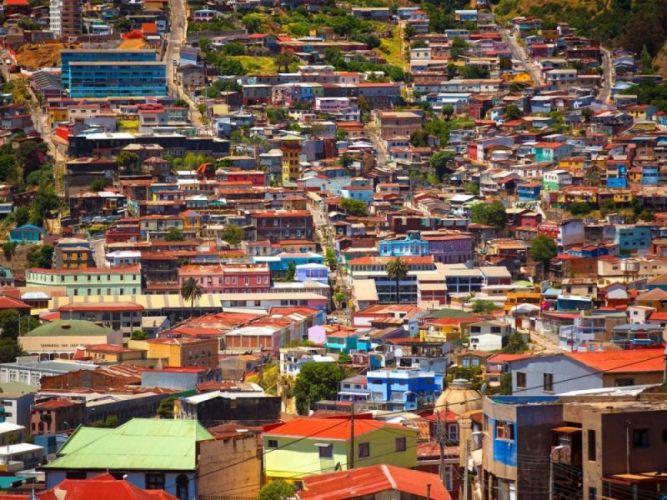 Valparaiso في تشيلي