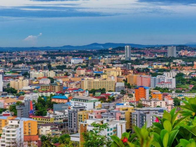 مدينة باتايا التايلاندية