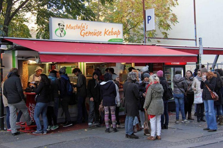 Mustafa Gemüse Kebab