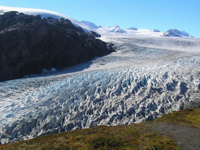 الأنهار الجليدية في مونتانا