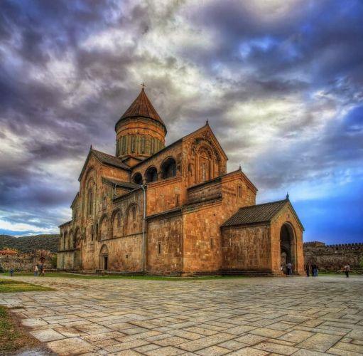 كنيسة جفاري التاريخية