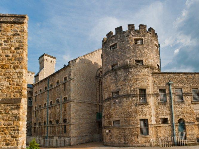 قلعة أكسفورد