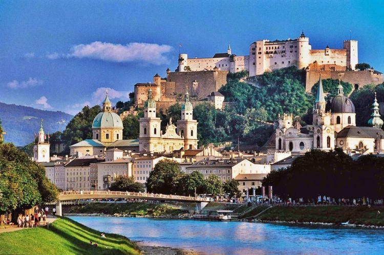قلعة هوهين سالزبورج