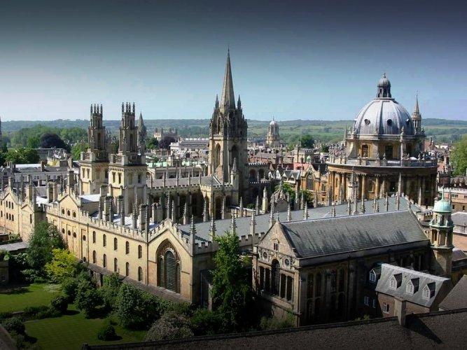 مدينة أكسفورد