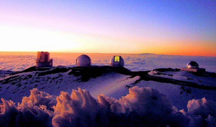 مرصد الجبل الأرجواني الفلكي