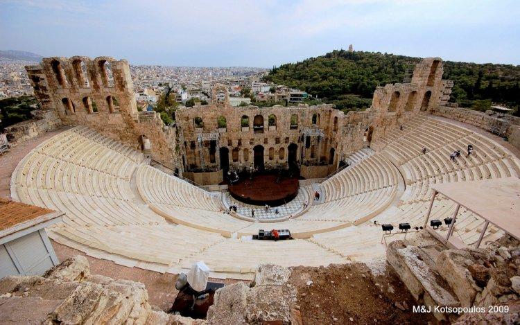مسرح أديون هيروديس اتيكوس