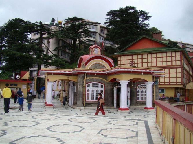 معبد كالي باري