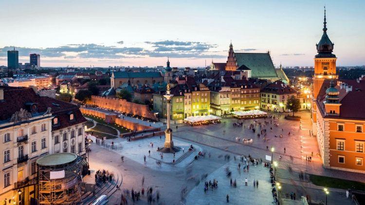 وارسو بولندا