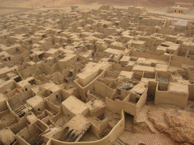 لمدينة العلا القديمة